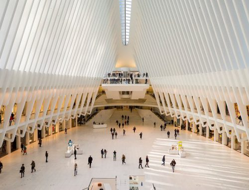 Photographing New York's Newest Architectural Landmark