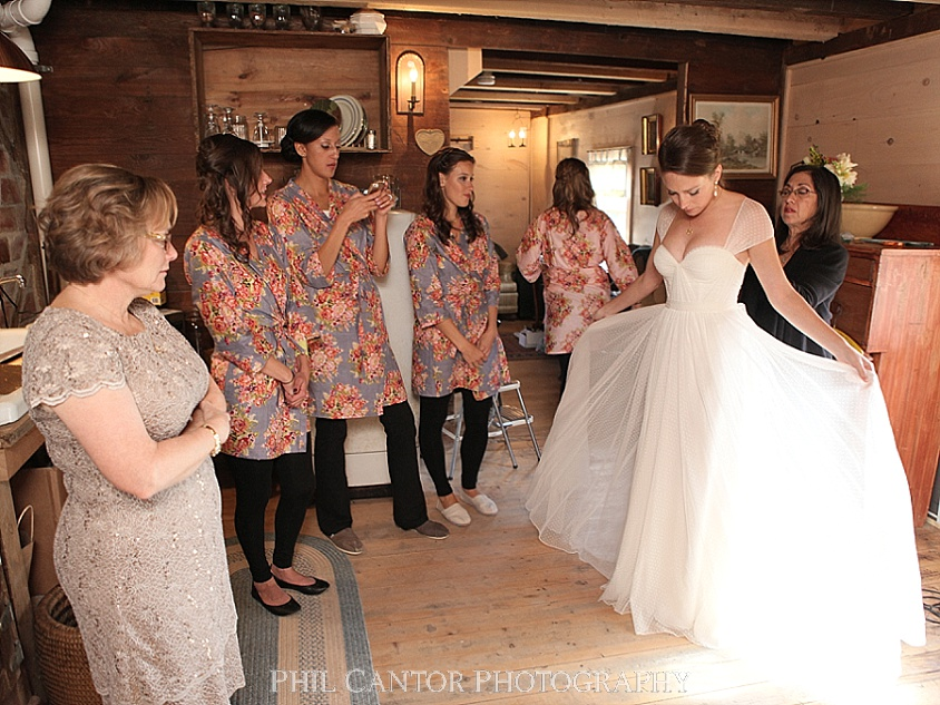 bride-catskills-outdoor-ceremony