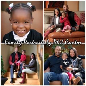 West Orange Family Portrait