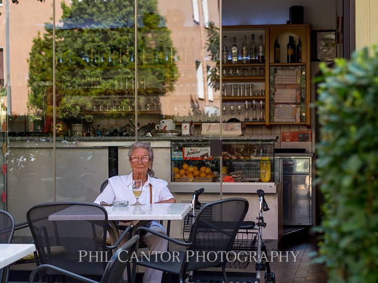 Paris Cafe Phil Cantor Photography Montclair