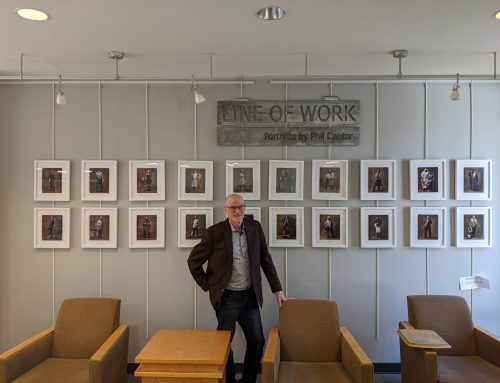 LINE  OF WORK: photography exhibition on view
