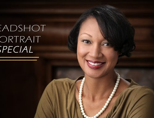 Your business headshot…a New Year resolution.