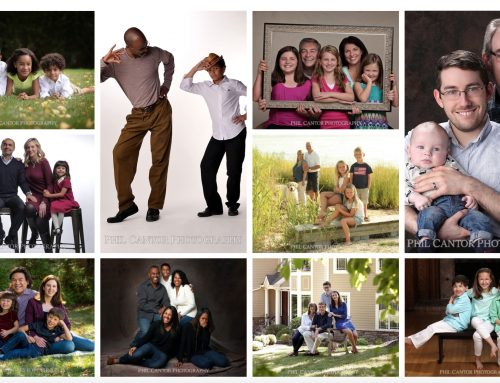 Family Portraits Take On a Whole New Meaning in These Times
